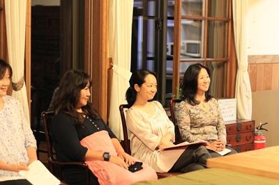 報告・夜の部・新月アセンションの会 vol.2 2012.10.16