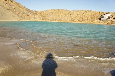 御嶽山 二の池