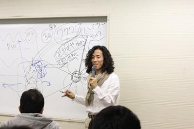 報告・夜の部・新月アセンションの会 vol.3 2012.11.14