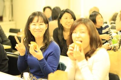 報告・新月アセンションの会 vol.4 2012.12.14