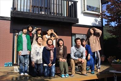 報告・宇宙と繋がる合宿レポート 2013.11.2~4開催