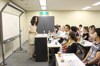 報告・新月アセンションの会 vol.12「モヤモヤをワクワクに変える」2013.8.8